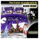Concurs: Mos Craciun isi umple sacul de Black Friday!
