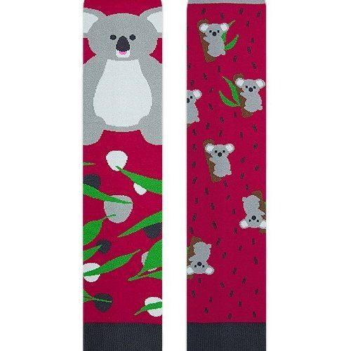 Idei Cadouri de Craciun Sosete colorate Nanushki Lala Koala Sosete colorate Nanushki Lala Koala