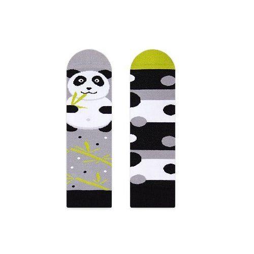 Idei Cadouri de Craciun Sosete copii cu model Nanushki Lazy Panda Kids Sosete copii cu model Nanushki Lazy Panda Kids